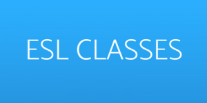 What We Do - ESL Classes