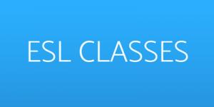 What We Do - ESL Classes